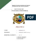 Mat II Pract2015 II