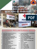 BPBD DKI Jakarta Preparation for Rainy Season - 13 Nov 2014