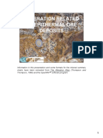 The Alteration Epithermal