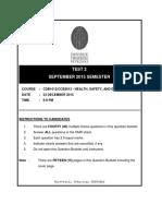 Test 2 - HSE Sept 2015 Semester (1)