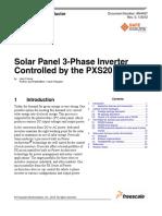 Solar Panel 3-Phase Inverter AN4437