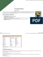 Top 20 OpenSSH Server Best Security Practices