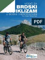 Vodic Za Brdski Biciklizam u BIH