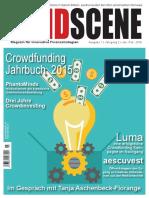 Luma - Eine erfolgreiche Crowdfunding Kampagne im Nachgang (Interview in Fundscene 012015)