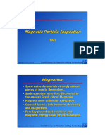 77035791 Magnetic Particle Inspection