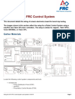 Wiring the 2015 FRC Control System