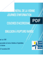 5 - Couches d Accrochage