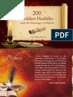 200 Golden Hadith