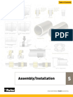 Parker Fittings Assembly_Installation