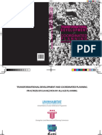 Transformational Development and Coordinated Planning; Practices of Guangzhou in Village Planning