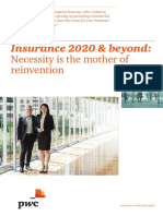 Pwc Insurance 2020 and Beyond