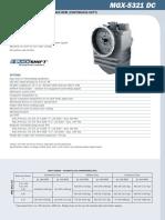 MGX 5321 Bulletin