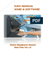 Cover Manual Software