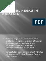 Turismul Negru in Romania