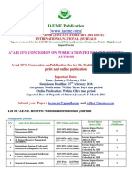 iaeme publication Call for Paper January February 2016