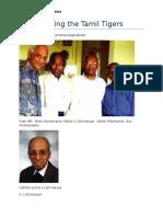 Investigating the Tamil Tigers - HUB Forensics