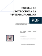 Proteccion Vivienda Familiar