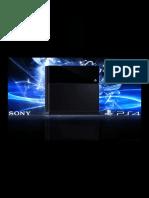 PlayStation®4 – Guia do usuário – Básico
