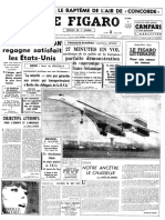 Concorde 2 mars 1969