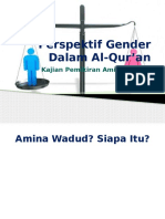 Kajian Gender Dalam Perspektif Al-Qur'An