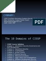 CISSP - 1 Information Security & Risk Management