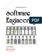 Software Engineering - English textbook