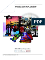 Mar 103 Experimental Elastomer Analysis