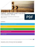 PM89563 - Enhanced Layer 2 for Uplink - Feature Assessment ORF FOA - May 2014 - V1