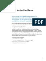 Compressor 3 Batch Monitor User Manual