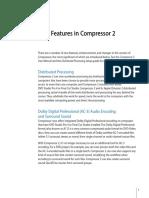 Compressor New Features