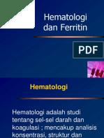 Hematologi Materi kuliah