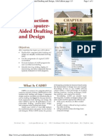 05 introduction to computer aided drafting and design