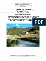 Estudio de Impacto Ambiental -  Niepos
