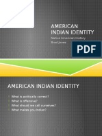 American Indian Identity 12