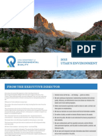 Utah DEQ State of the Environment 2015