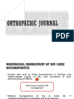 Orthopaedic Journal - 4 Dan 5
