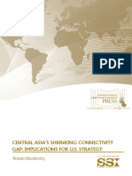 Central Asia's Shrinking Connectivity Gap