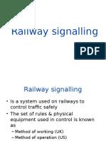 l8 Rail Signalling