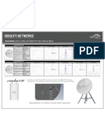 Rocket Dish Datasheet