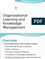 Chapter 9_Organization Learning