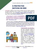Proyectos en red relacionados con la orientación educativa