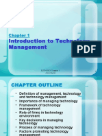 Chapter 1_Introduction to Technology Management
