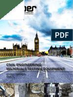 Construction Materials Testing Equipment