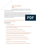 BPJS Kesehatan dan BPJS Ketenagakerjaan.docx