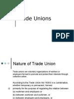 tradeunions