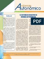 Boletín Andamiaje Autonómico 3