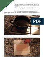 Cómo hacer Jabón Lagarto Para Lavadora