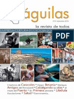 Revista Aquí Águilas n. 1 Diciembre 2015