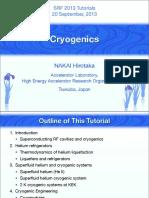 01 - Cryogenics - Nakai
