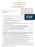 Lei 13.240, de 30 dezembro de 2015